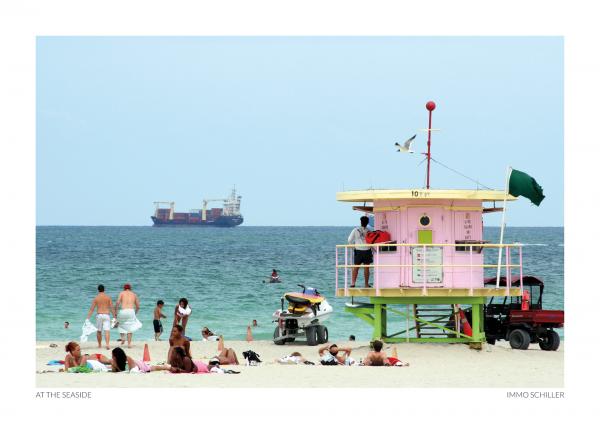 AT THE SEASIDE | MIAMI BEACH | 2007
